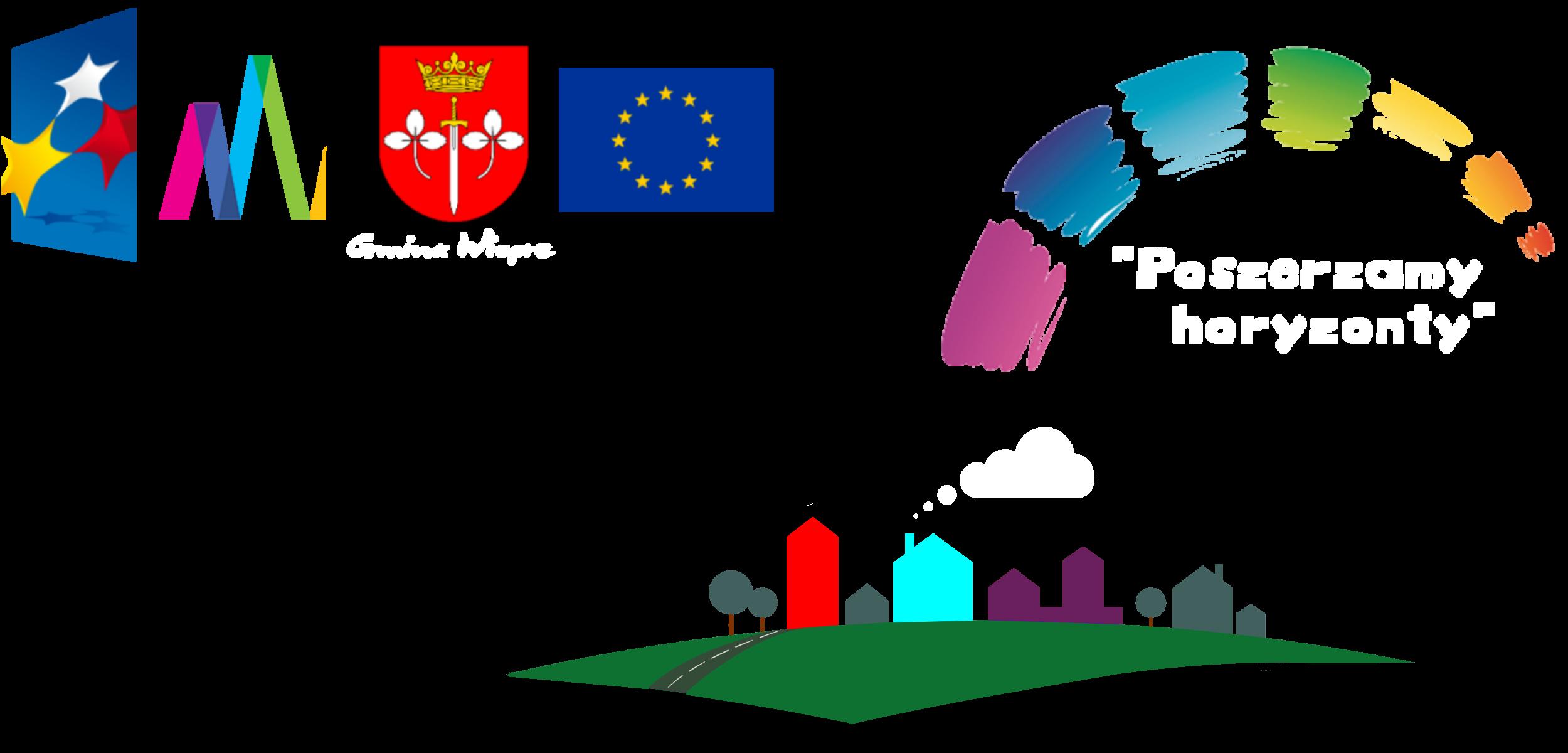 """Projekt pt. """"Poszerzamy horyzonty – program rozwoju kompetencji kluczowych uczniów z terenu gminy Wieprz"""""""
